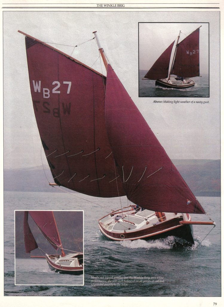 Classic Boat Magazine - Page 2 (1989)